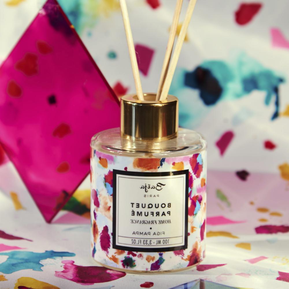 Bouquet parfumé, baija